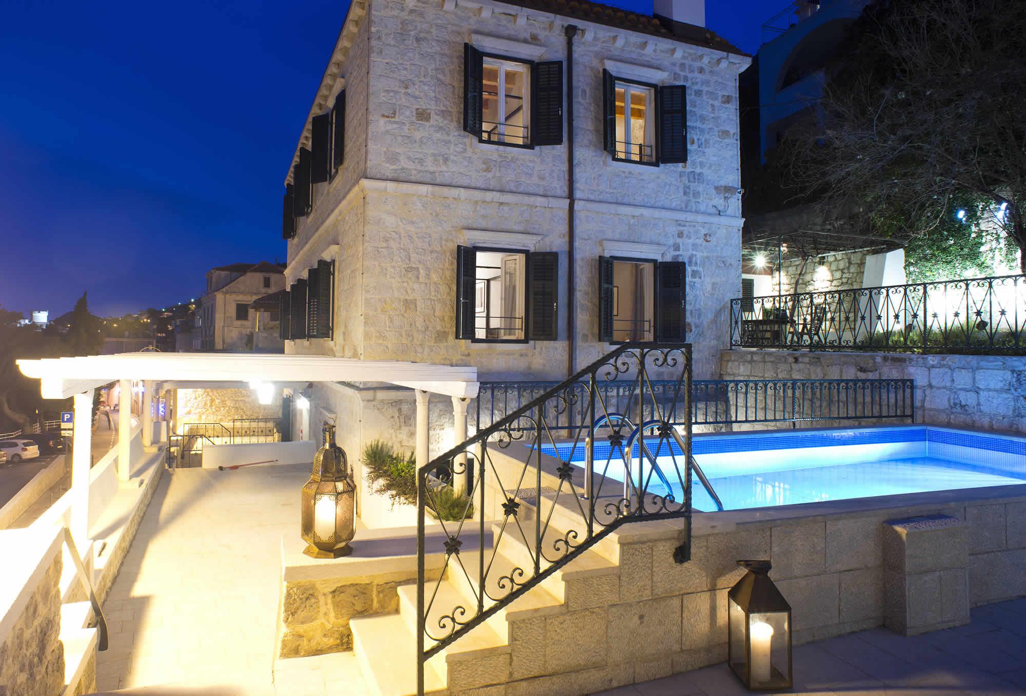 dubrovnik kroatien hotel minceta
